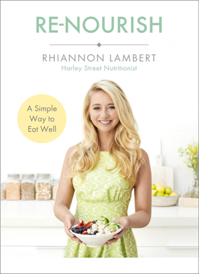 Rhiannon Lambert - Re-Nourish book