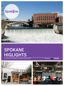 Spokane Highlights Book Review