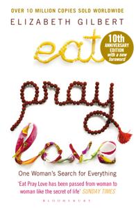 Eat Pray Love La couverture du livre martien