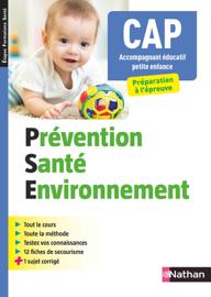 Prévention Santé Environnement - CAP Accompagnant Educatif Petite Enfance - 2019