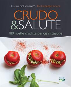 Crudo & Salute Copertina del libro