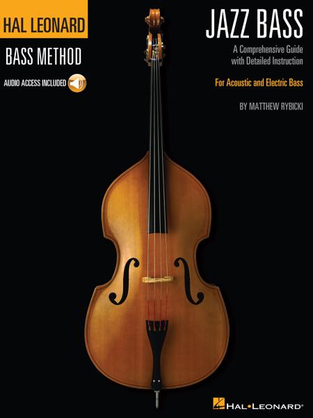 Hal Leonard Jazz Bass Method