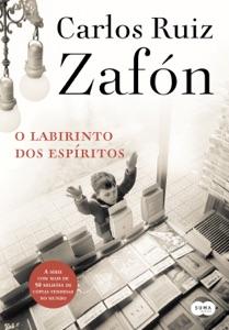 O labirinto dos espíritos Book Cover