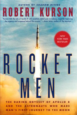 Rocket Men - Robert Kurson book