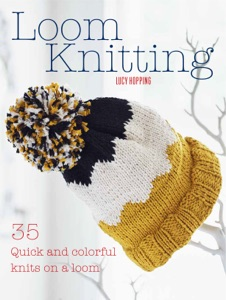 Loom Knitting Book Cover