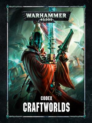 Codex: Craftworlds - Games Workshop book