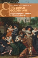The Cambridge Companion To The Dutch Golden Age