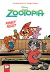 Disney Zootopia Family Night Younger Readers Graphic Novel