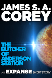 The Butcher of Anderson Station book