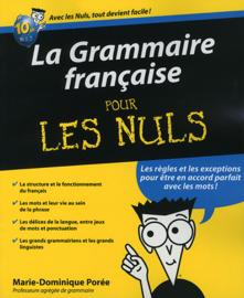 La Grammaire française pour les Nuls