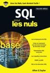 SQL Poche Pour Les Nuls 3e