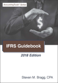 IFRS Guidebook: 2018 Edition