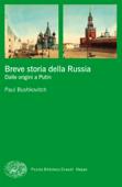 Breve storia della Russia Book Cover