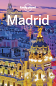 Madrid Travel Guide Book Cover