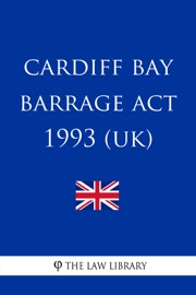 CARDIFF BAY BARRAGE ACT 1993 (UK)