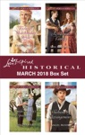 Love Inspired Historical March 2018 Box Set