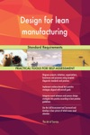 Design For Lean Manufacturing Standard Requirements