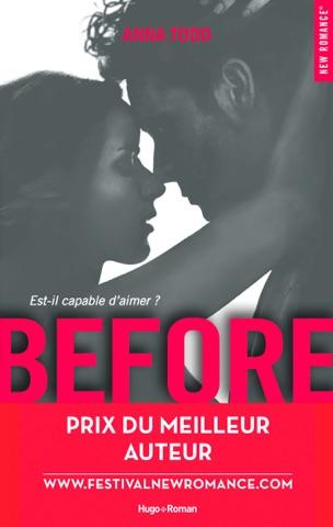 Before Saison 1 - Prix du meilleur auteur Festival New Romance 2016 PDF Download