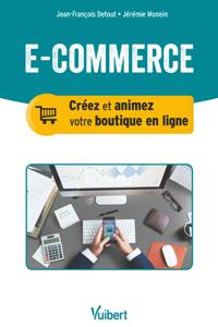 E-commerce La couverture du livre martien