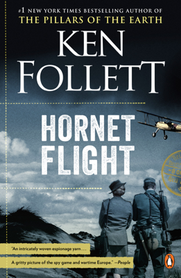 Ken Follett - Hornet Flight book