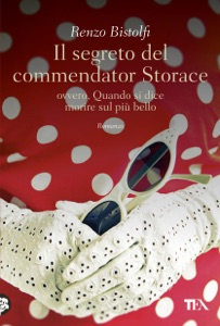 Il segreto del commendator Storace Book Cover