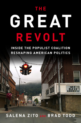 The Great Revolt - Salena Zito & Brad Todd book