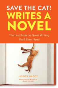 Save the Cat! Writes a Novel Capa de livro