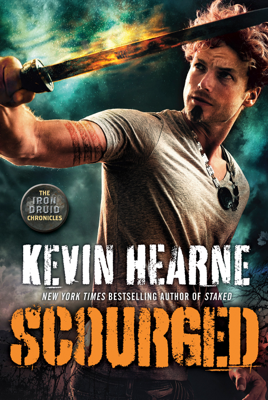 Scourged - Kevin Hearne book