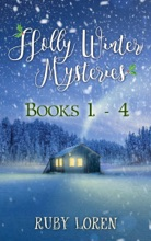 Holly Winter Mysteries Books 1 - 4