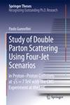 Study Of Double Parton Scattering Using Four-Jet Scenarios