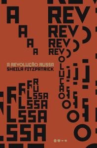 A revolução russa Capa de livro
