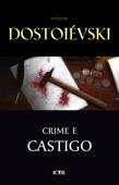 Crime e Castigo Book Cover