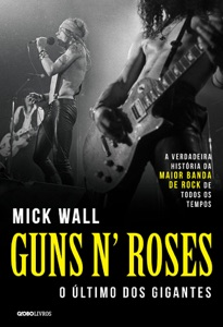 Guns N' Roses Book Cover