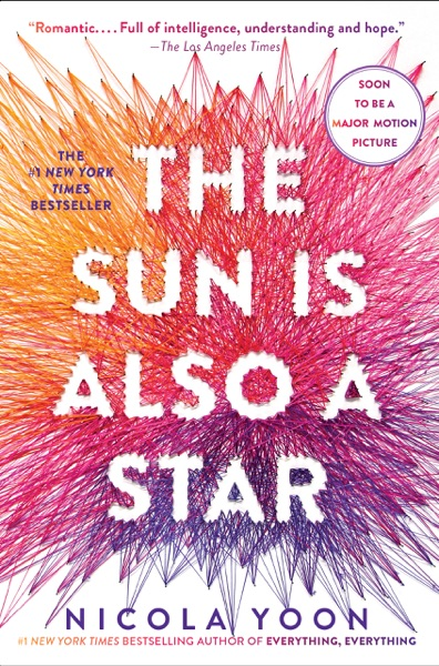The Sun Is Also a Star - Nicola Yoon book cover