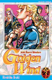 Jojo's - Golden Wind T03