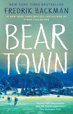 Beartown - Fredrik Backman book