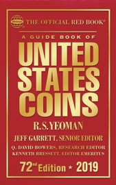 A Guide Book of United States Coins 2019