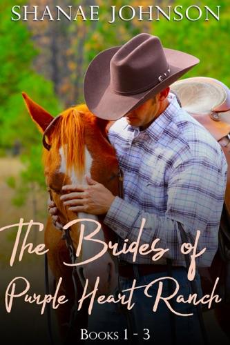 The Brides of Purple Heart Ranch Boxset, Books 1-3 Book