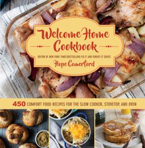 Welcome Home Cookbook Summary