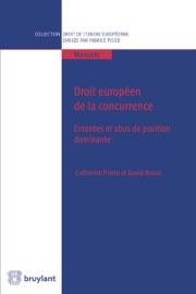 Droit Europ En De La Concurrence