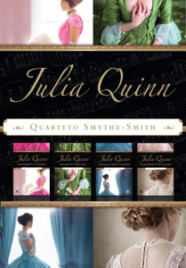 Box Quarteto Smythe-Smith Book Cover