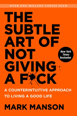 The Subtle Art of Not Giving a F*ck PDF Download
