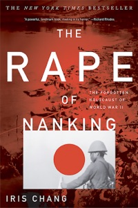The Rape Of Nanking Book Cover