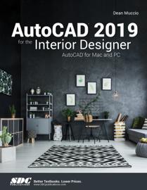 AutoCAD 2019 for the Interior Designer book