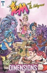 Jem And The Holograms Dimensions 1