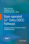 Store-operated Ca2 Entry SOCE Pathways