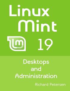Linux Mint 19 La couverture du livre martien