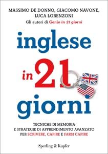 Inglese in 21 giorni Book Cover