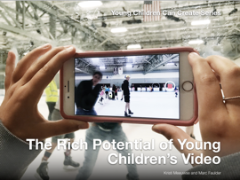The Rich Potential of Young Children's Video book