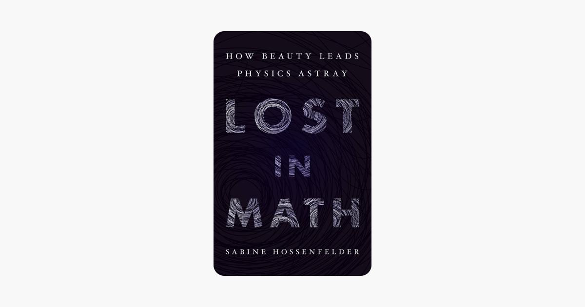 Lost in Math - Sabine Hossenfelder